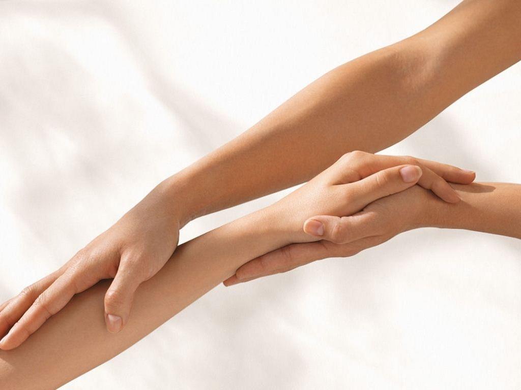 Лазерная эпиляция рук