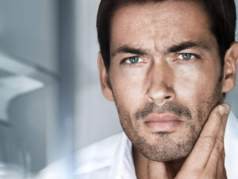 Нужна ли косметология мужчинам?