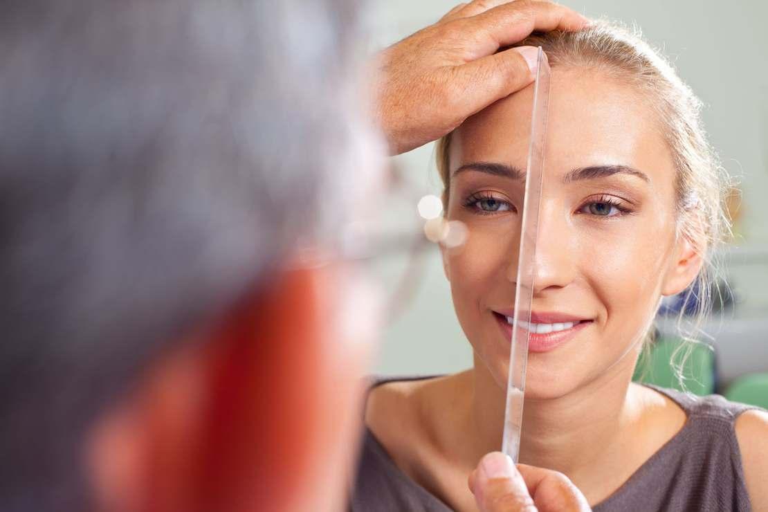 Ринопластика: Коррекция формы носа