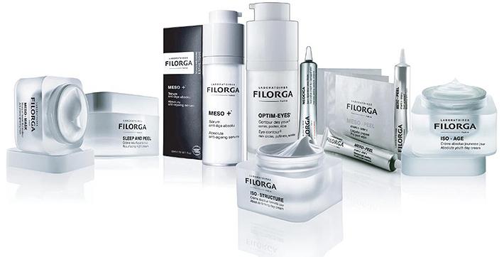 Препараты для мезотерапии и биревитализации Filorga