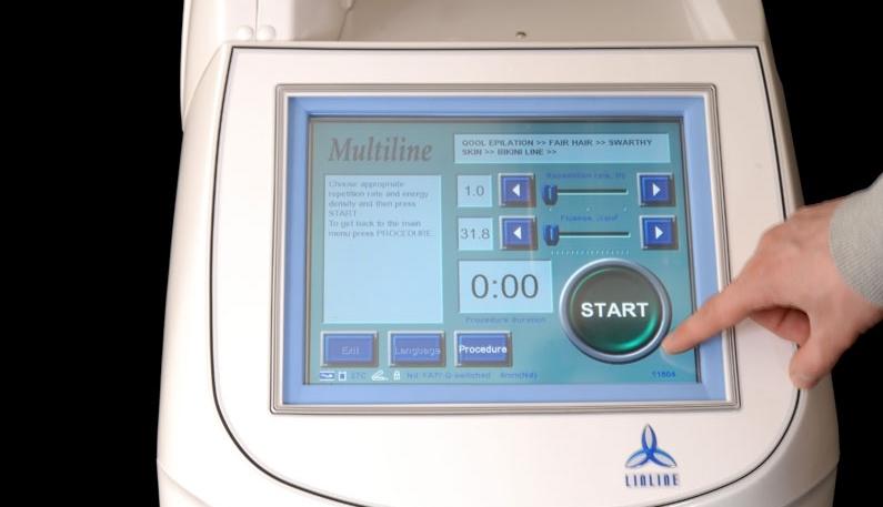 Лазерный комплекс Multiline™ компаниии Linline GmbH